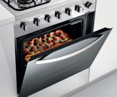 Facilità di pulizia del forno