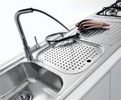 Sink structure