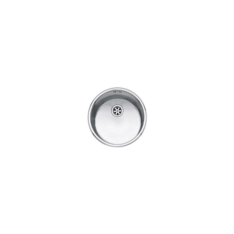 Circular bowl built-in Ø 43.5